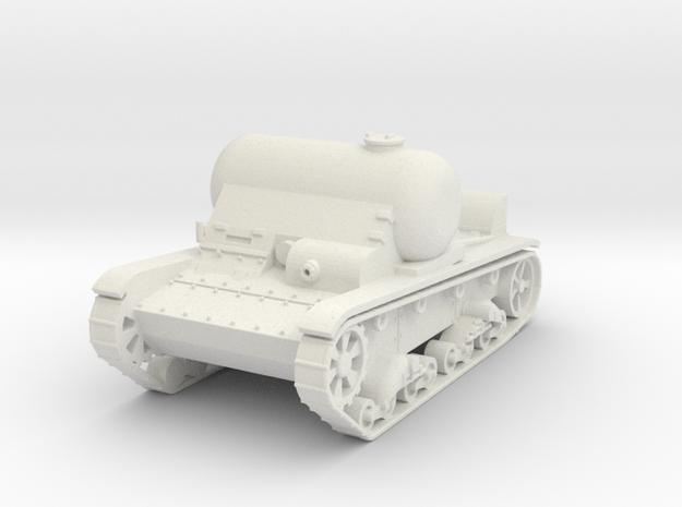TR-26C 1:72 in White Natural Versatile Plastic