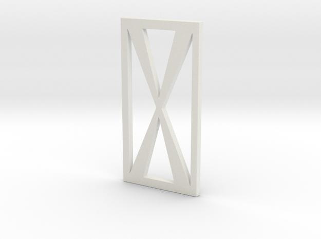 Full Metal Artist Designs KAMM-2 Top Cage Bars