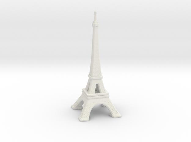Eiffel Tower - Paris (1:4000)