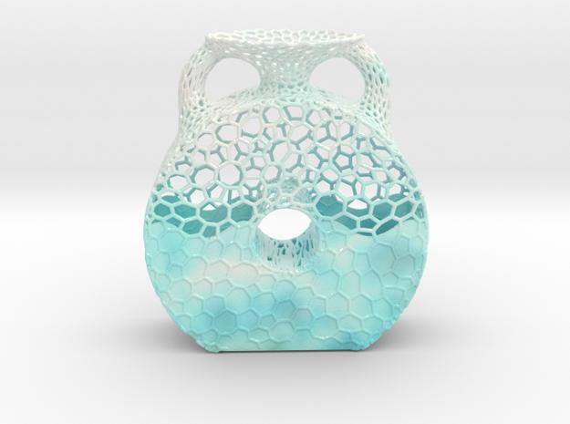 Vase 539V in Glossy Full Color Sandstone