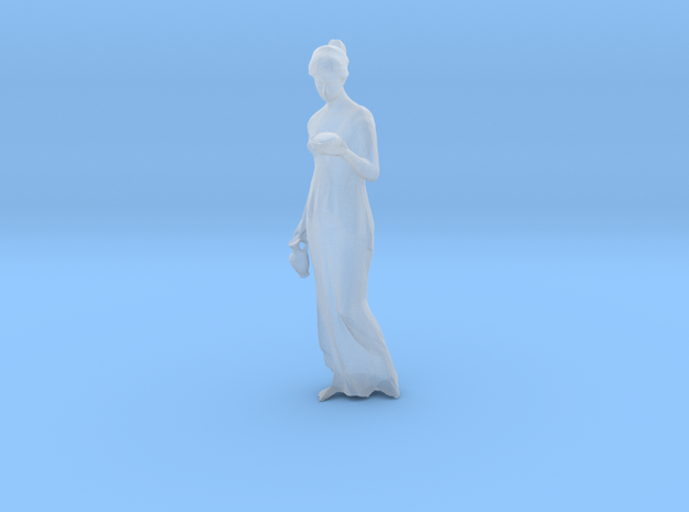 Printle C Femme 1145 - 1/87 - wob in Smooth Fine Detail Plastic