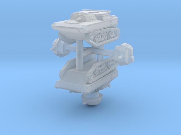 1/285 (6mm) SR-II Ro-Go amphibious tank (x2)