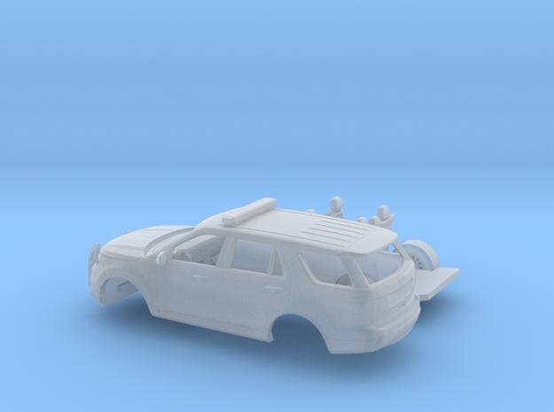 1/160 2011 Ford Explorer Police Interceptor Kit
