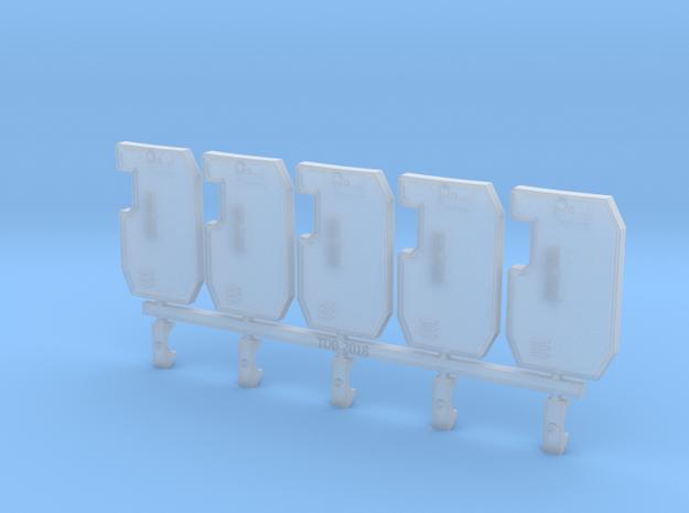 Primaris Breacher Shield V2  x5