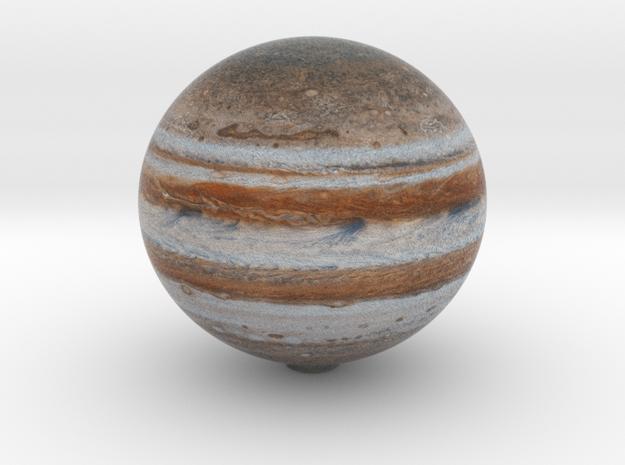 Jupiter 1:0.7 billion in Full Color Sandstone