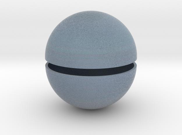 Uranus (Bifurcated) 1:0.7 billion in Full Color Sandstone