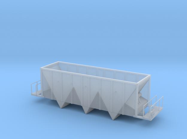 Aggregate Gondola III - HOscale in Smooth Fine Detail Plastic