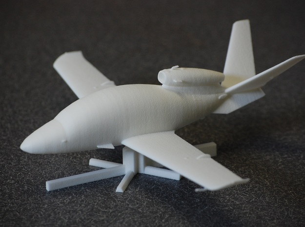 Cirrus Vision SF50 in White Strong & Flexible