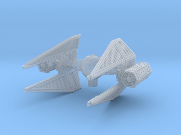 Tie m3 Experimental Interceptor Craft in Smooth Fine Detail Plastic