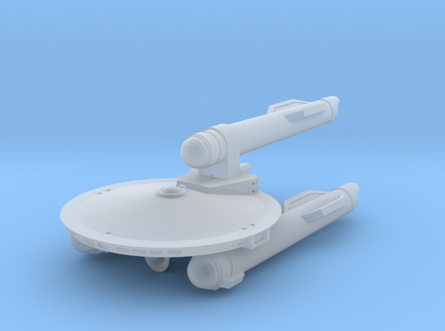 Confederation Laboon class Battle Frigate in Smooth Fine Detail Plastic