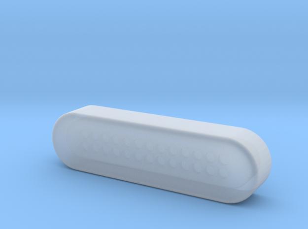 Losi Baja Rey Rear Light Bar Lense in Smooth Fine Detail Plastic: 1:10