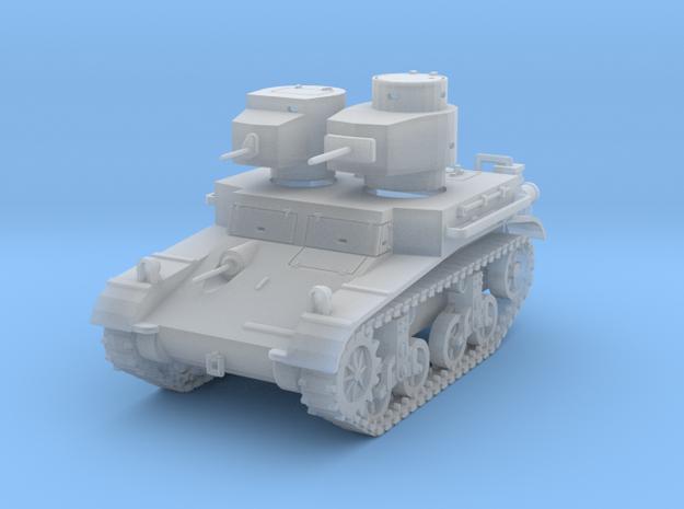 "PV42B M2A2 ""Mae West"" Light Tank (1/100)"