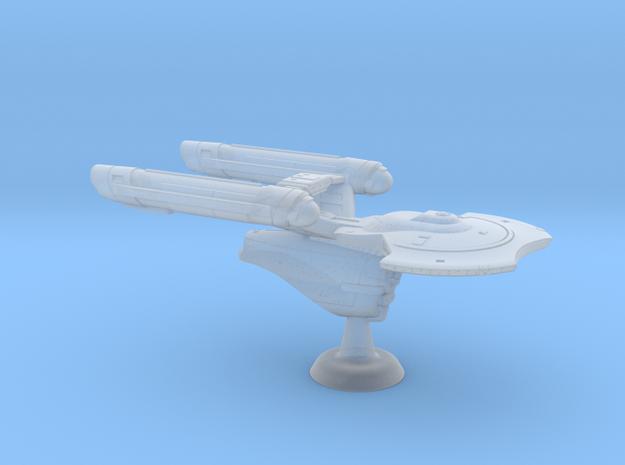 Terran Black Lion Battle Cruiser -1:7000 in Smooth Fine Detail Plastic