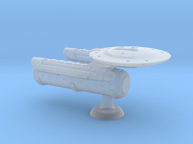 Terran Aristotle Class Tug/Transport - 1:7000 in Smooth Fine Detail Plastic