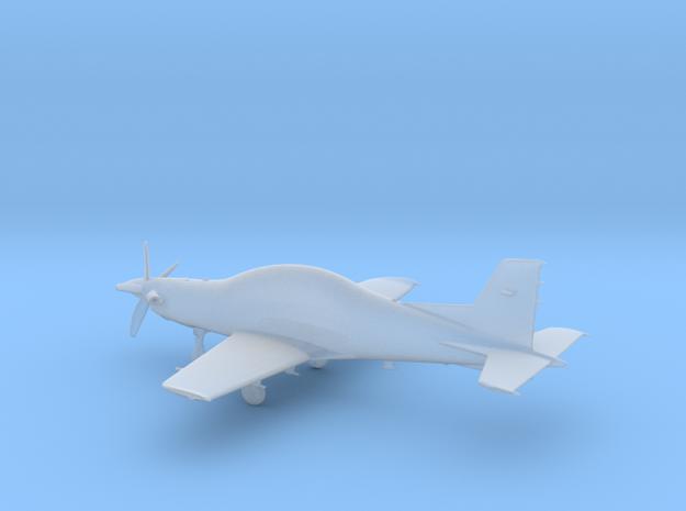 Pilatus pc-21 5cm scale 1/200 in Smoothest Fine Detail Plastic