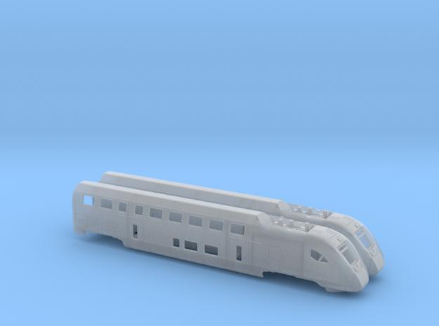 TT - RABE502 SBB Twindexx - Cab Shells  in Smooth Fine Detail Plastic