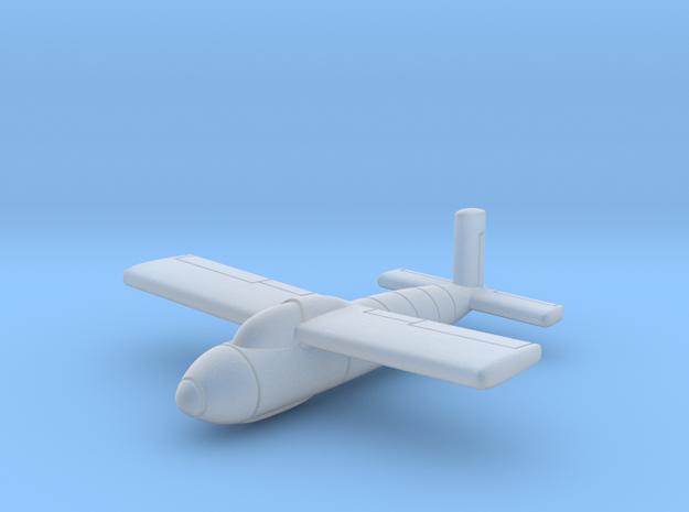 (1:285) Messerschmitt Me P.1103/II in Smooth Fine Detail Plastic