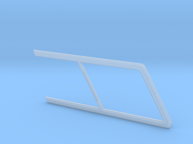 1:7.6 Ecureuil AS 350 / Window Frame 02 in Smooth Fine Detail Plastic