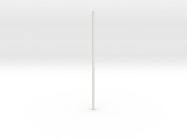 1:7.6 Ecureuil AS 350 / Mirror 05 in White Natural Versatile Plastic