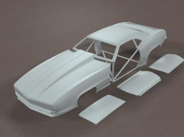 1/24 Scale Pro Modified 1969 Camaro 3d printed