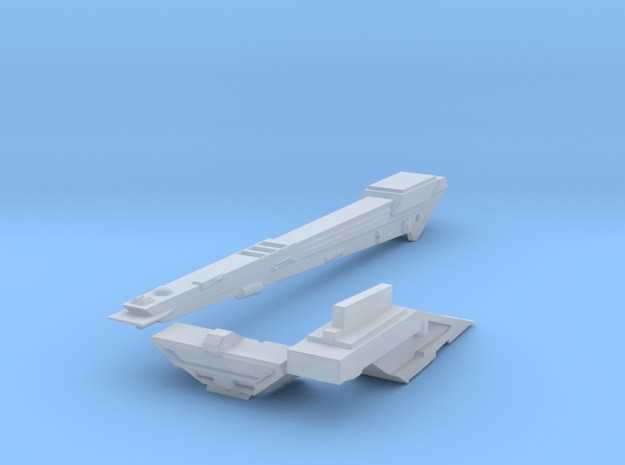 Connie Mk III Conversion Parts for Dreadnought-sty in Smooth Fine Detail Plastic