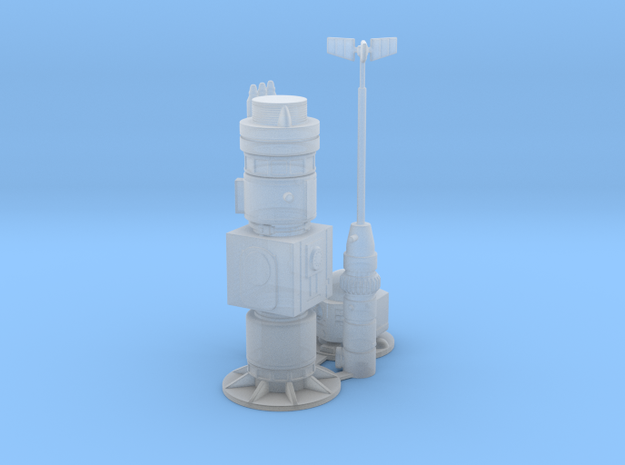 moisture vaporator 1:43 scale in Smooth Fine Detail Plastic