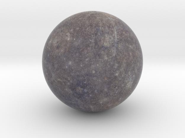Mercury 1:250 million in Full Color Sandstone