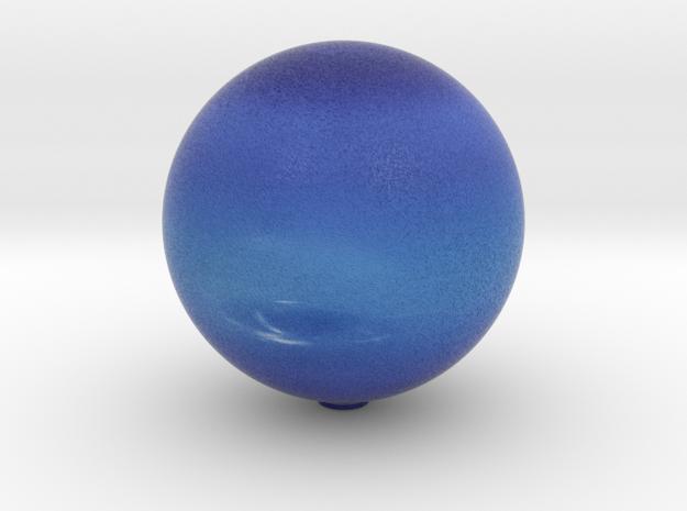 Neptune 1:250 million in Full Color Sandstone