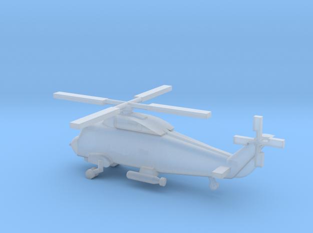 1/300 Scale SH-2 Sea Sprite in Smooth Fine Detail Plastic