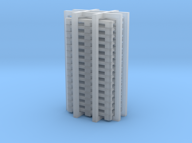 HO Pallets 15pc in Smooth Fine Detail Plastic