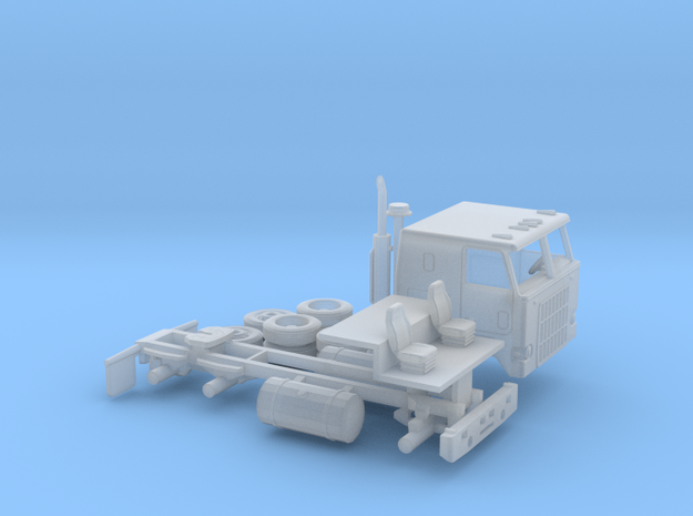 1/160 Mack Cruise-Liner Cabover Kit