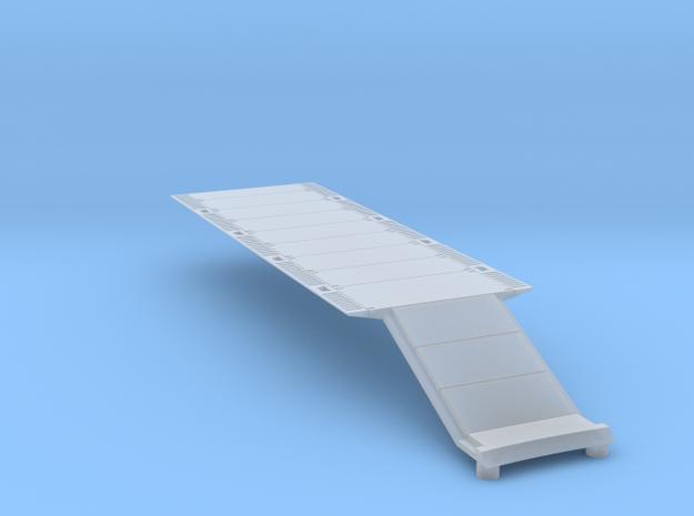 DeAgo Falcon Corridor - Straight Floor - Standard  in Smooth Fine Detail Plastic