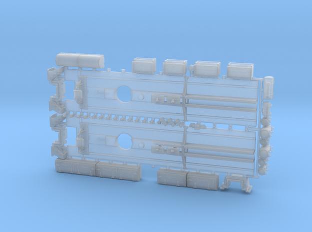 N Scale Pullman Sleeper Ice A/C Kit