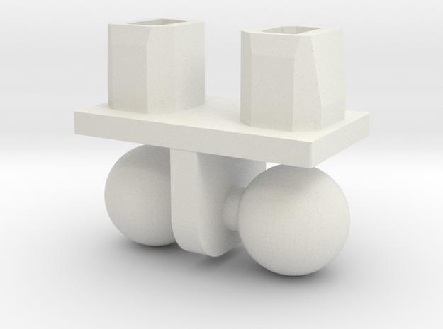 Ball Joint Crotch/ Hips Custom Lego Piece