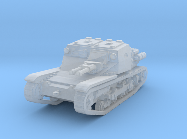 cv 33 scale 1/87 in Smooth Fine Detail Plastic