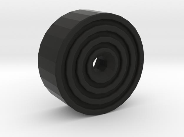 Magazine catch button AGM STG44/MP44 in Black Natural Versatile Plastic