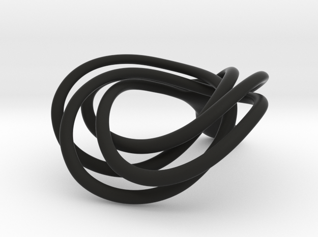 JNamo Pendant in Black Natural Versatile Plastic