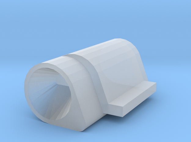 1/24 1/25 swamp cooler in Smooth Fine Detail Plastic