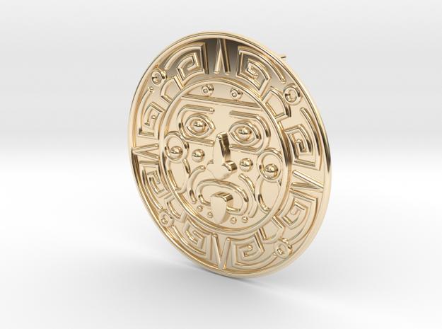 Aztec Earring (single earring)