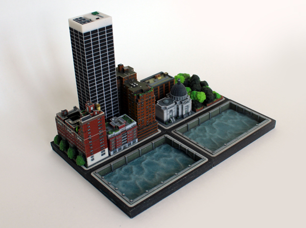 Office tower 3x2