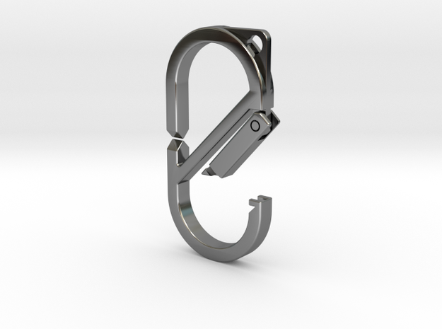 Carabiner & Quick-Release Key System
