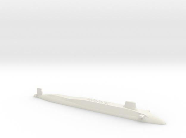 Vanguard-class SSBN, 1/1800