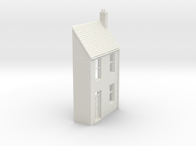 z-76-lr-t-house-ld-brick-comp in White Natural Versatile Plastic