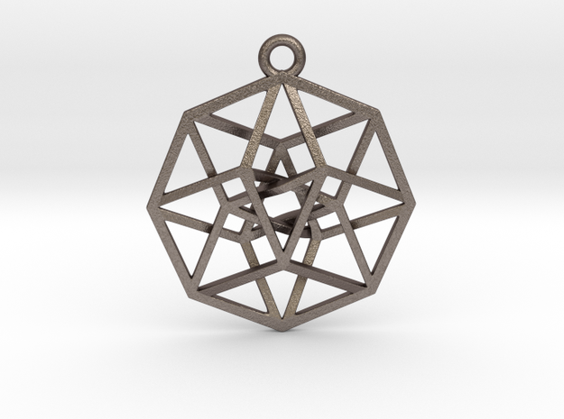 4D Hypercube (Tesseract) small
