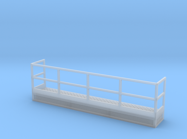 1/64 Outside Platform for 15' Tower in Smooth Fine Detail Plastic