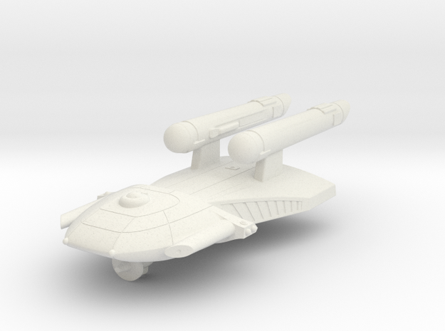 3125 Scale Federation Light Cruiser WEM in White Natural Versatile Plastic