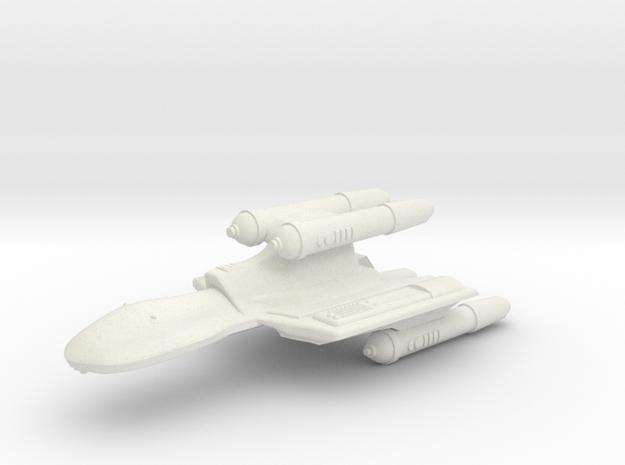 3125 Scale Romulan NovaHawk-K Command Cruiser MGL in White Natural Versatile Plastic