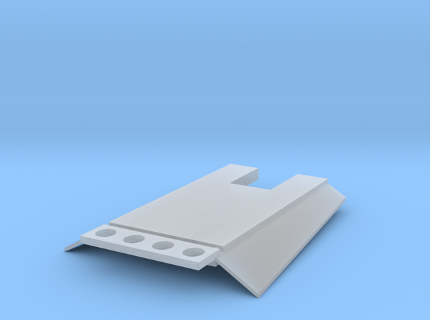 DUST KV47 Riot Shield OMOH in Smooth Fine Detail Plastic