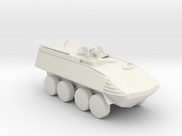 Lav 25a1 220 scale in White Natural Versatile Plastic