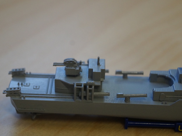 Thetis Class, Details (1:350, static model) in Smooth Fine Detail Plastic